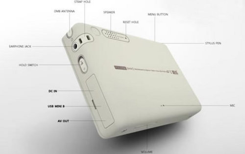 iriver公布P10播放器 采用4英寸大屏幕