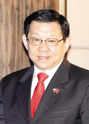 商务部长 陈德铭