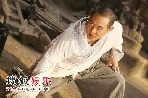 图:《功夫之王》精彩剧照 - 李连杰
