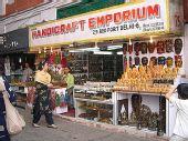 图文:印度首都新德里景点- 月光市场