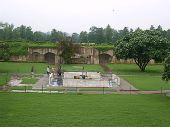 图文:印度首都新德里景点- 甘地陵