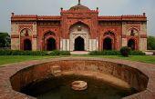 图文:印度首都新德里景点- 老堡