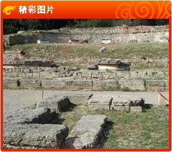 组图:搜狐报道先遣队探营希腊圣火采集现场