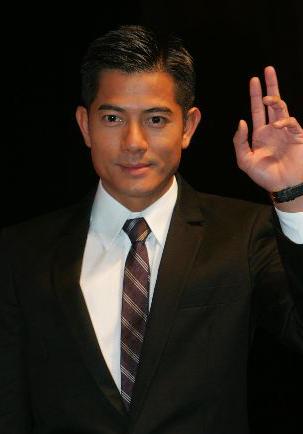 第27届香港电影金像奖最佳男主角提名 郭富城