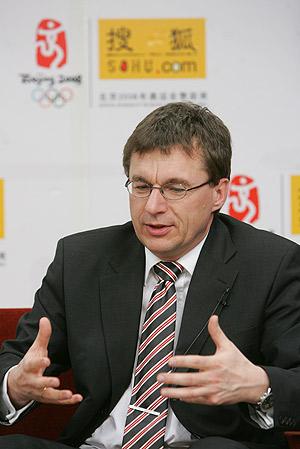郝睿强(西门子(中国)有限公司总裁兼首席执行官)