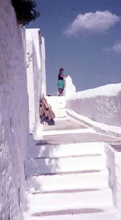 希腊必游爱美女三岛-伊兹拉岛(HYDRA)头像桌面情海图片