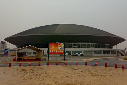 天津奥林匹克中心