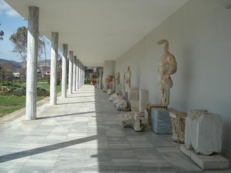 古奥林匹亚博物馆收藏