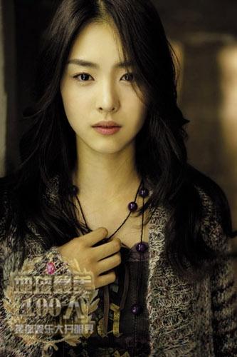 耐看的韩国女星李妍熙