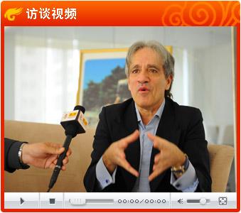 视频:专访希腊驻中国奥运参赞