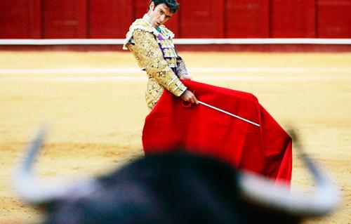 西班牙斗牛高潮戏