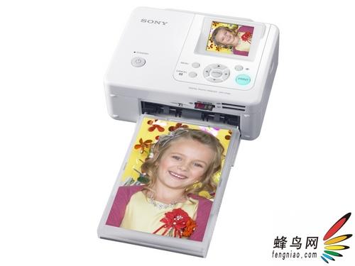 索尼发布S-Frame数码相框及照片打印机