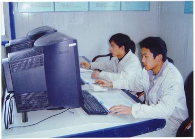 山东齐鲁融汇碱业技术人员