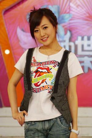 潘长江女儿潘阳