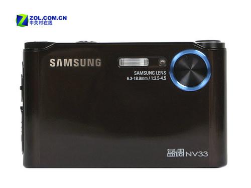 三星800万像素多媒体卡片 NV33仅售1580元