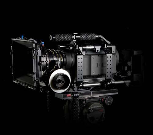 2006年问世的首款4K高清数字摄影机