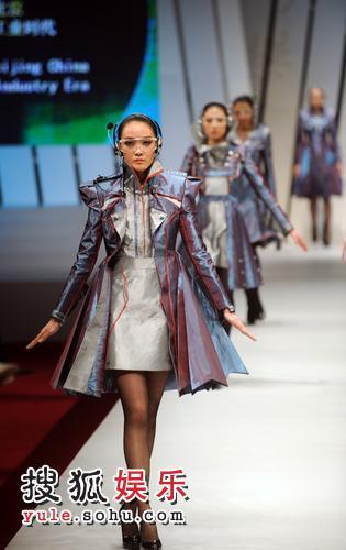中国国际时装周(08-09秋冬)