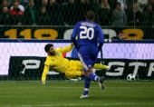 图文:[友谊赛]法国1-0英格兰 点球破门