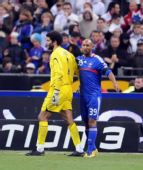 图文:[友谊赛]法国1-0英格兰 阿内尔卡造点球