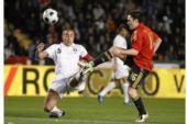 图文:西班牙1-0意大利 皇马人和巴萨人的较量