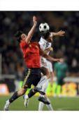 图文:西班牙1-0意大利 卡莫拉内西争顶