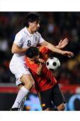 图文:西班牙1-0意大利 加图索力压哈维