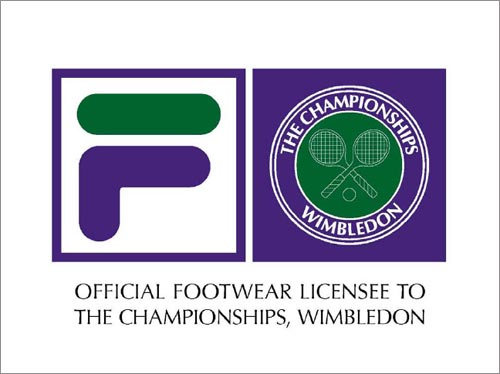斐乐签约温网,成为官方鞋类赞助商