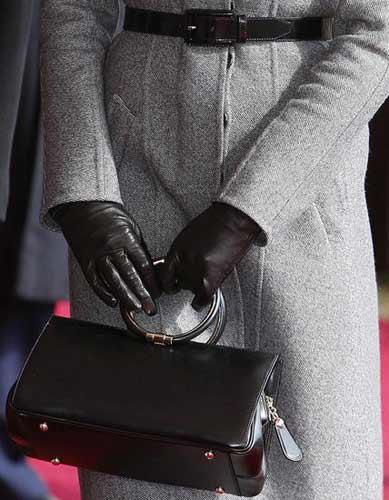 细节:手袋