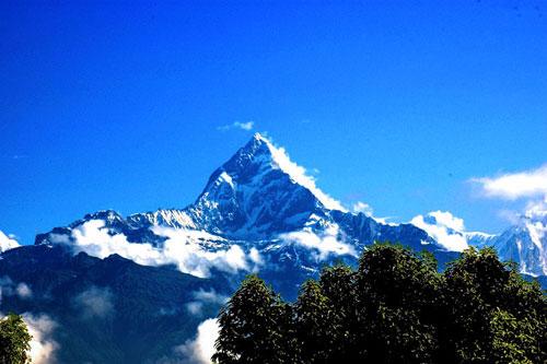 加德满都迷魂:享受尼泊尔男人的热情[图]