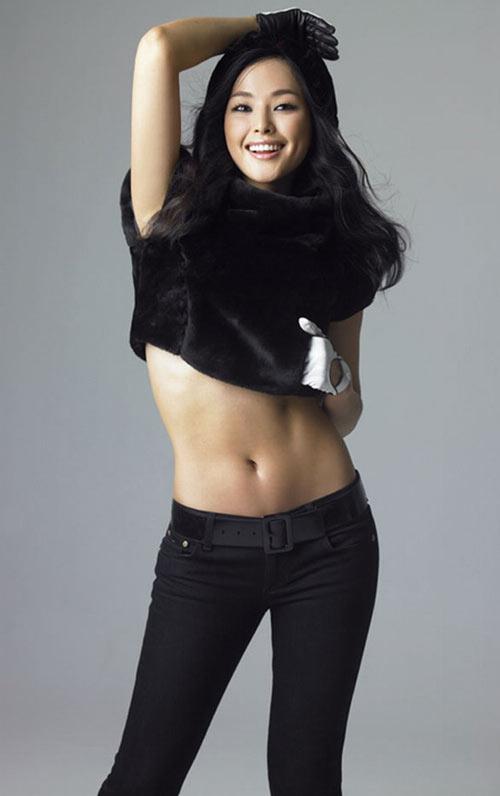 2006年韩国小姐李荷妮获评世界第一美女
