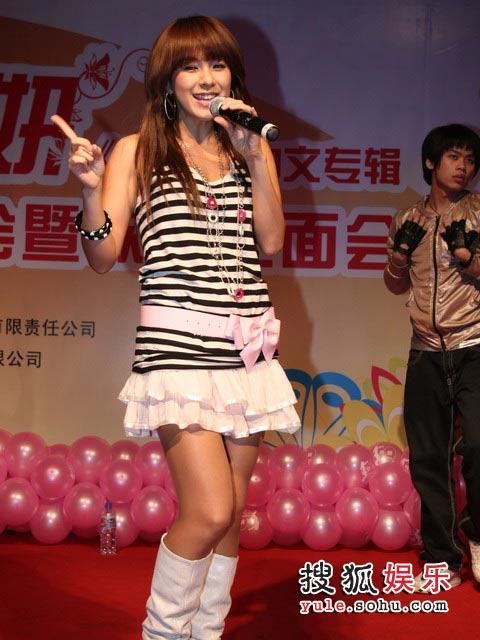 演唱中文歌曲