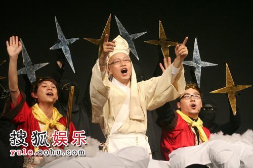 only you 罗家英_罗家英扮唐僧全场笑翻 主持人惨遭唠叨整蛊-搜狐娱乐