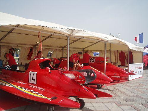 F1瑞典队