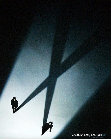 《X档案2》首张正式海报