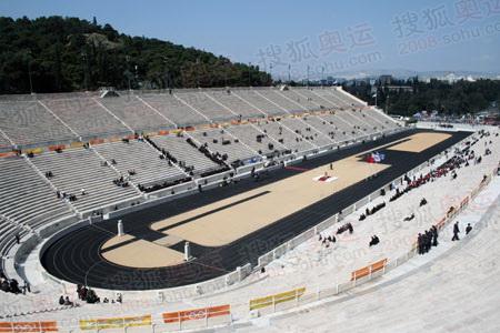泛雅典体育场全景