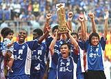 广州足球十年