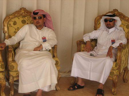 卡塔尔王室成员