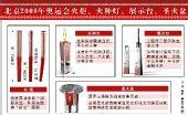 图表:北京2008年奥运会火炬火种灯展示台圣火盆