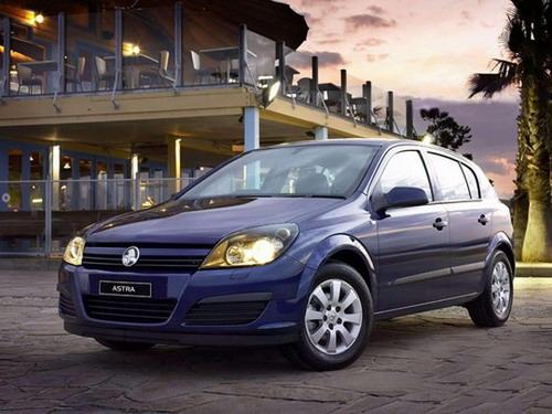 2004款霍顿Astra CD五门版外观图
