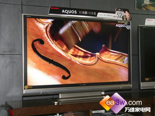 夏普 LCD-52GX3液晶电视