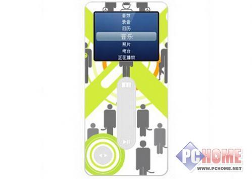 点击查看本文图片 魅族 Music card(4GB) - 魅族MP3播放器 热卖促销价仅售550元