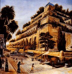 揭秘:古巴比伦王国毁灭于奇异的性风俗[图]