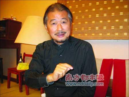 """在整个台湾选举期间,施明德都没有接受台湾媒体采访。在选后向陈文茜爆料""""逼宫""""说之前的3月24日晚,他接受了本报记者的独家专访。"""