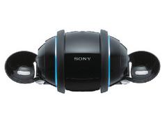 索尼Rolly机器人播放器黑色版公布(图)