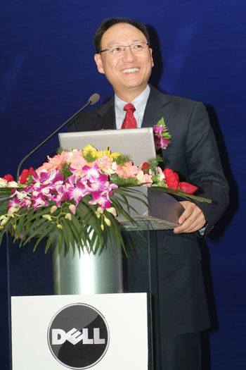 戴尔中国渠道业务总经理麦沛然