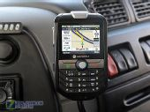 CTIA08:摩托GPS手机M990/绿色Q9c登场