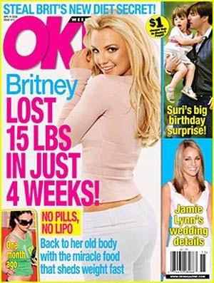 OK!杂志封面