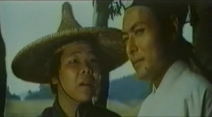 《忠烈图》吴明才、白鹰