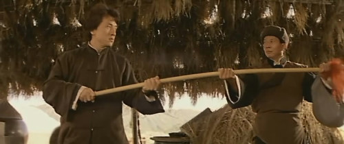 《醉拳2》成龙、刘家良