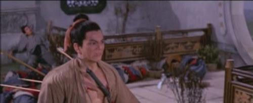 《边城三侠》郑雷被乱箭射死